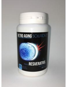 Trans-Resveratrol PURE Micronisé 400mg - 60 capsules