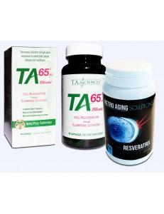 Anti-aging + Antioxidant Pack