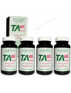 Pack 4 x TA-65® 250 - 90 caps (1 year cure)