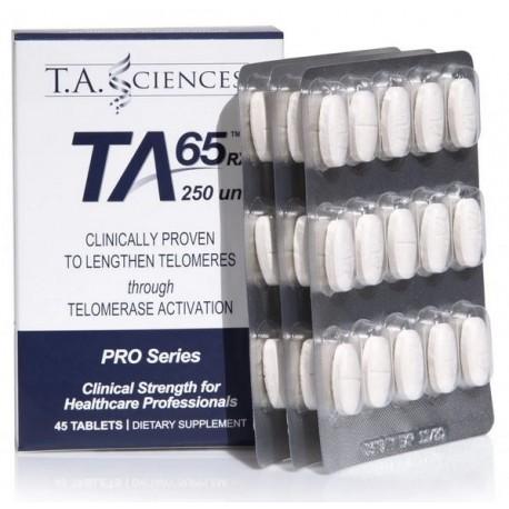 TA-65® 250 - 45 Kapsułki