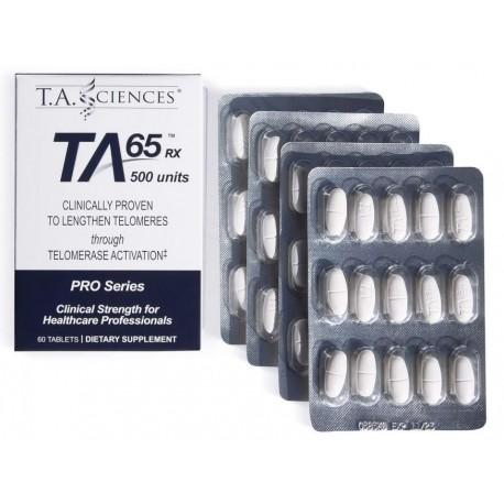TA-65® 500 - 60 tablets